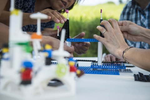 Team Building • Lego Challenge