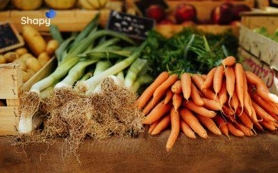 Shapy vous met au défi : mangez mieux en circuit court